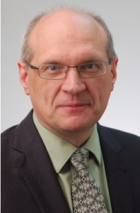 This is a photograph of CNMS Dean, Dr. William R. LaCourse